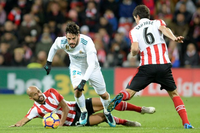 Real draw blank against Bilbao