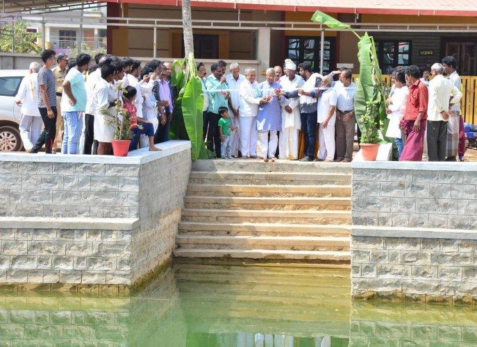 10 lakes to be rejuvenated in Mangaluru