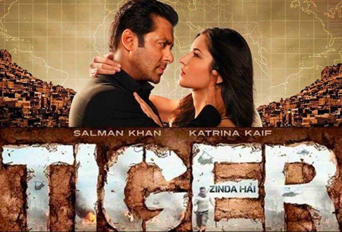 Good to romance Katrina in 'Tiger Zinda Hai': Salman Khan