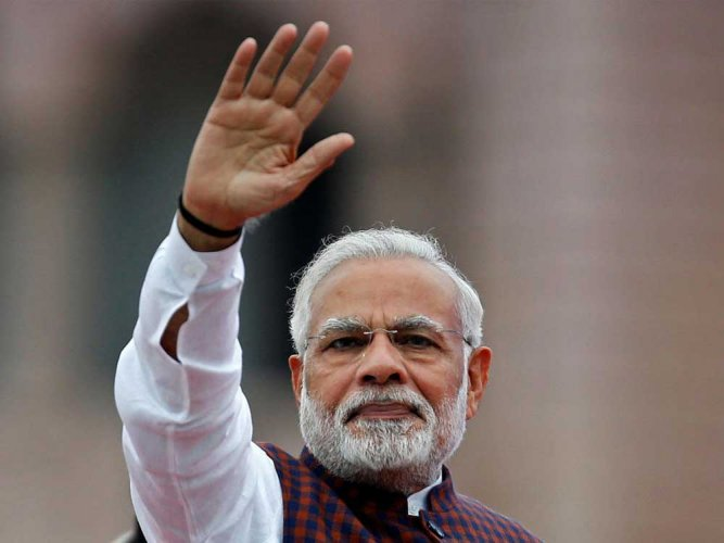 Modi equates Rahul's coronation to Aurangzeb's accession to Mughal throne