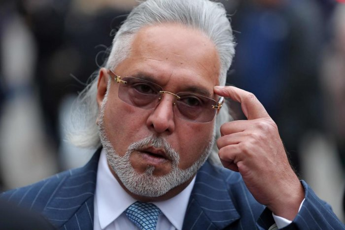 Mallya arrives at UK court for extradition trial