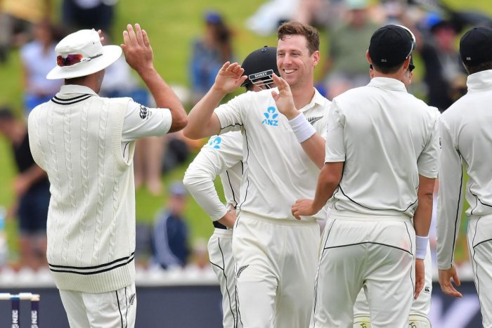 Windies collapse hand NZ innings win