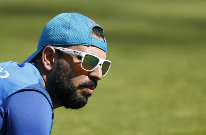 I do fail, admits Yuvraj but won't give up at least till 2019