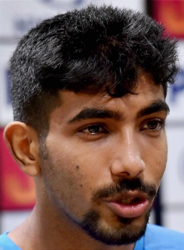 Bumrah gets maiden Test call-up