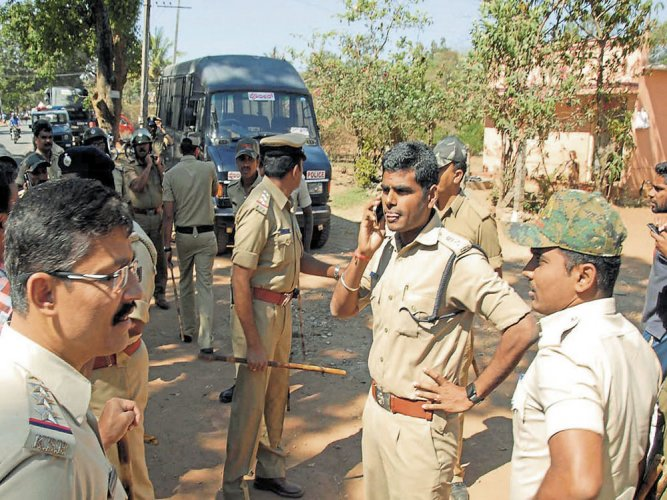 Police arrest 34 over Dattapeeta violence