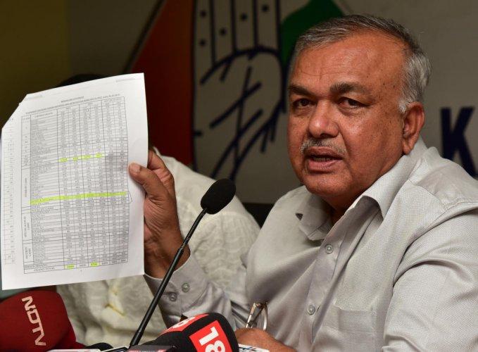 Major crimes decreasing in Bengaluru, says Home Minister