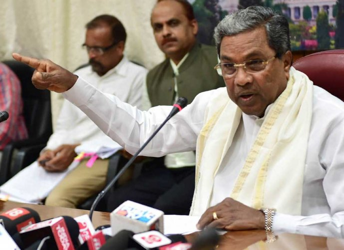 Hegde unfit to be Union minister: CM