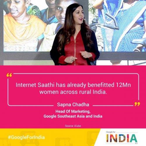 Google and Tata Trusts expand Internet Saathi programme