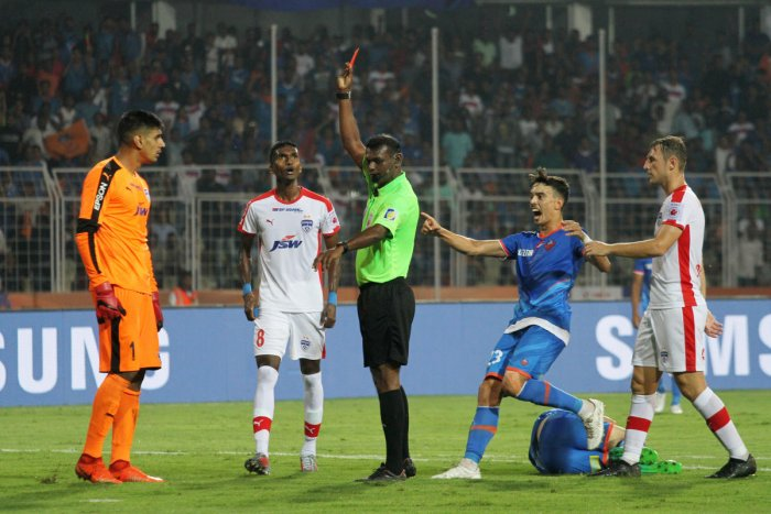 Gurpreet slapped with two-match ban