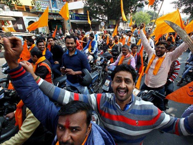 High alert in Ayodhya for 25th Babri demolition anniversary
