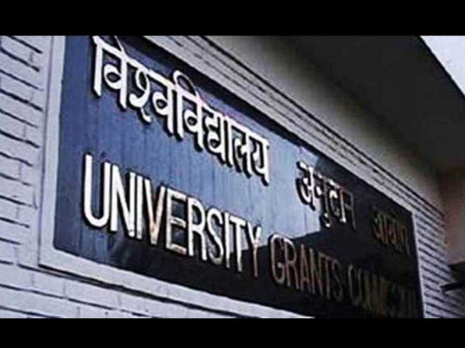 UGC calls for fresh nominations for its vice chairperson post
