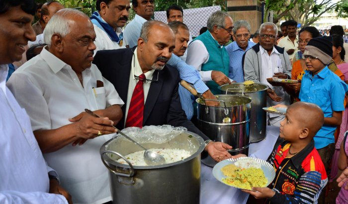 Meals to be served at Kidwai institute