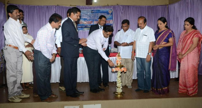 'Encourage physically challenged to achieve high'