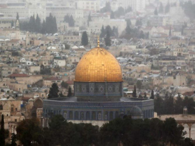 Trump to recognise Jerusalem as Israel's Capital: White House