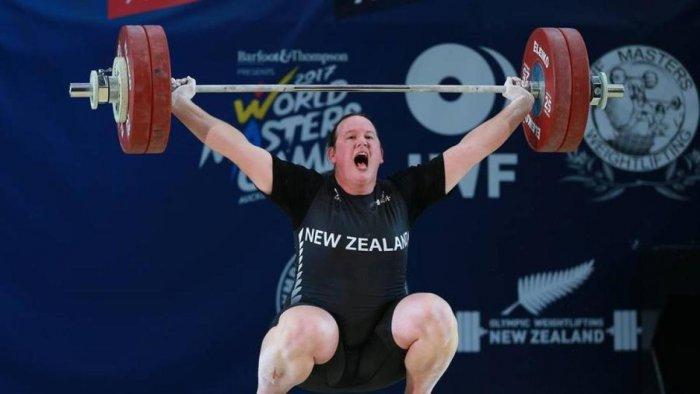 Kiwi transgender nails a medal