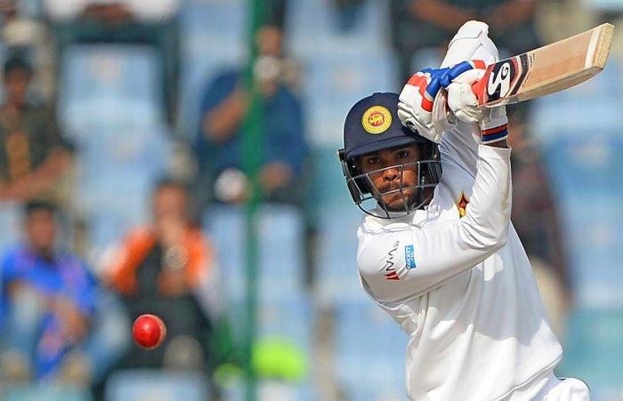 Lanka earn draw, India seal series