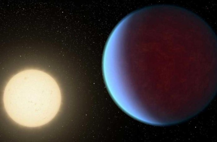 'Super Earth' that may host alien life identified