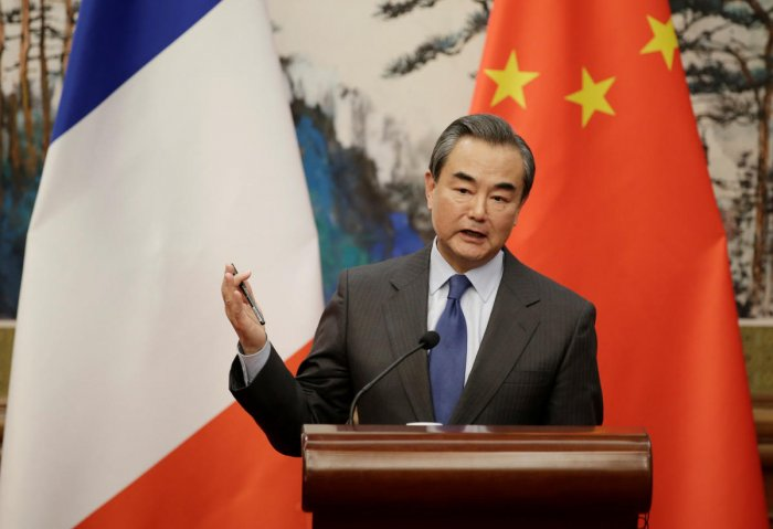 Wang to visit New Delhi, hold talks with top Indian officials