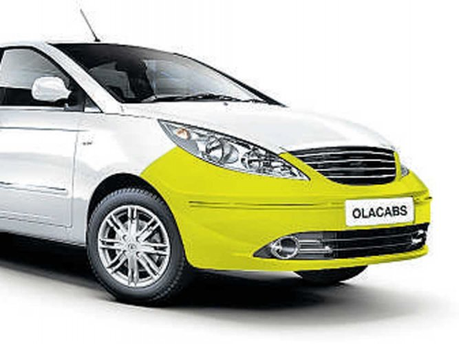 Ola driver locked, molested me inside cab, claims woman's complaint