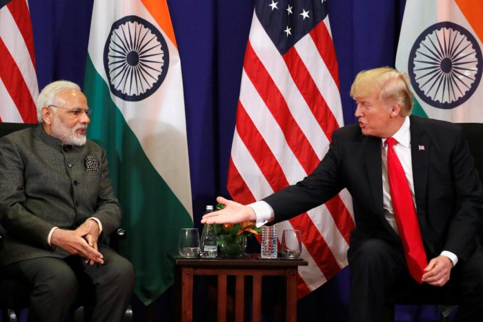 Palestine policy not determined by any third country: India