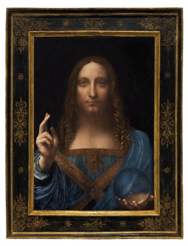 Da Vinci sold for $450 mn is headed to Louvre Abu Dhabi