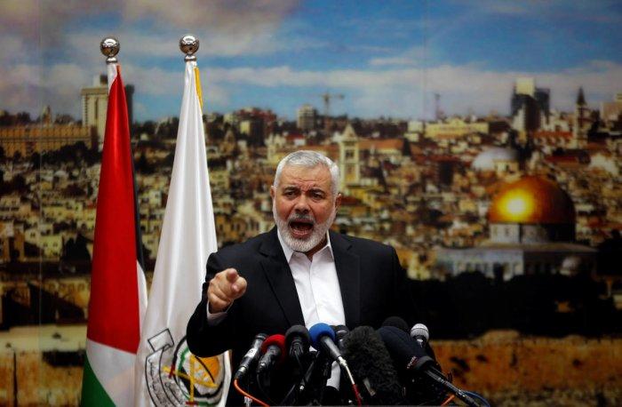 Hamas calls for new intifada against Israel