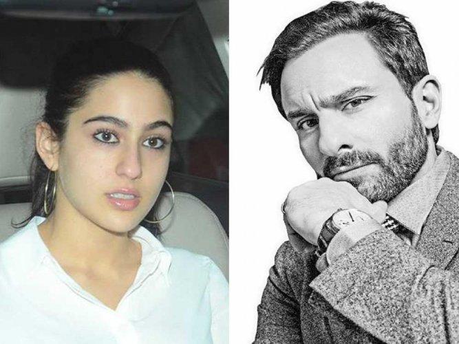 Feels like my film is releasing: Saif on Sara's acting debut