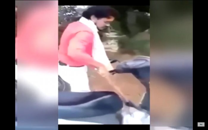 Labourer burnt alive in Rajasthan, suspect uploads video on social media