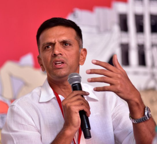 India have great chance of winning in SA: Dravid
