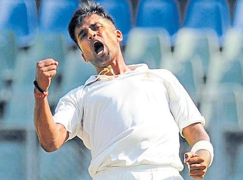 Everything went to plan, says Vinay