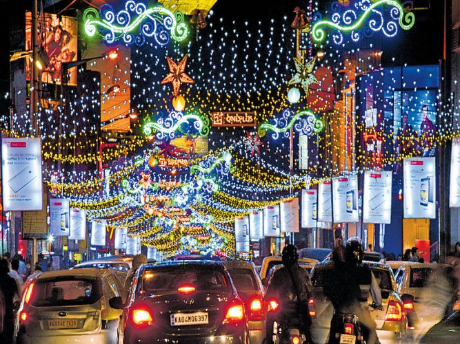 Police plan security arrangements for New Year celebration