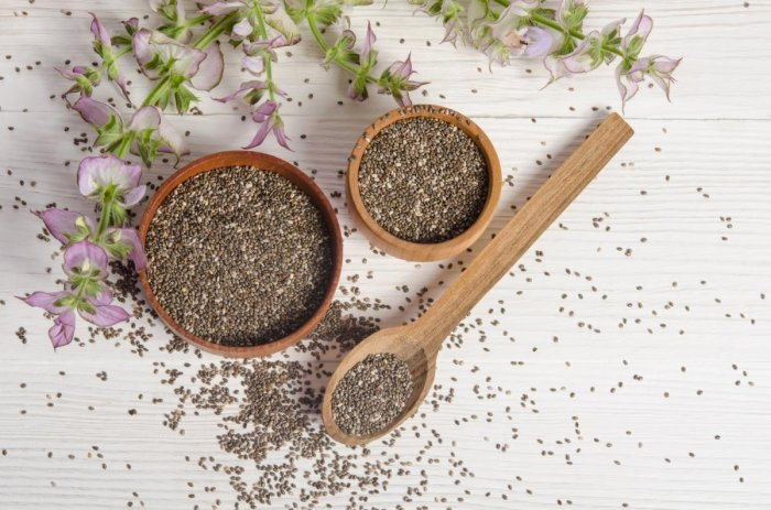 A dash of chia can make you fit