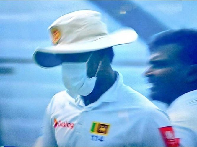ICC likely to incorporate pollution in its playing conditions