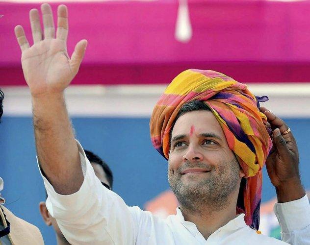 Rahul may be declared Cong prez next week