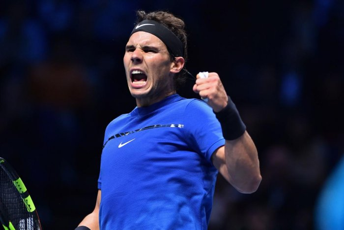 Nadal, Muguruza named ITF world champions