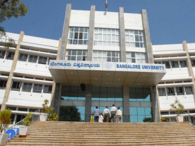 Order issued on division of Bangalore varsity assets