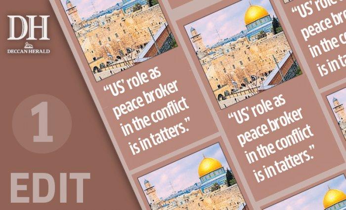 Jerusalem: US stand provocative