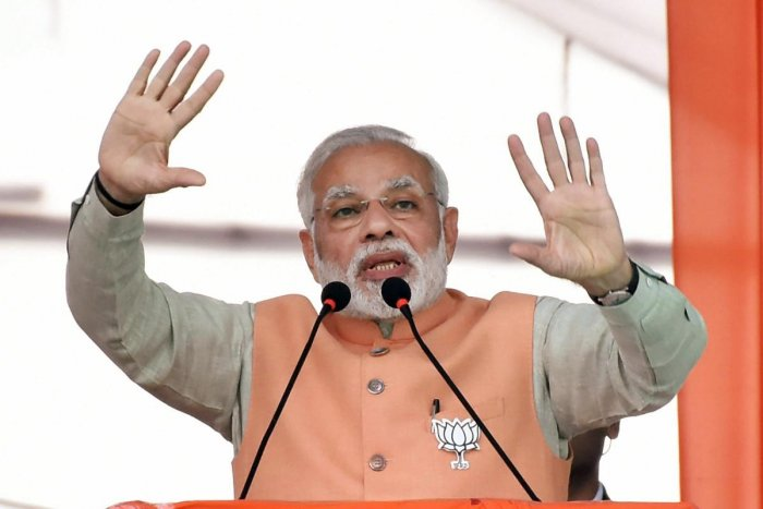 How will Cong fulfil Patel quota promise? asks Modi