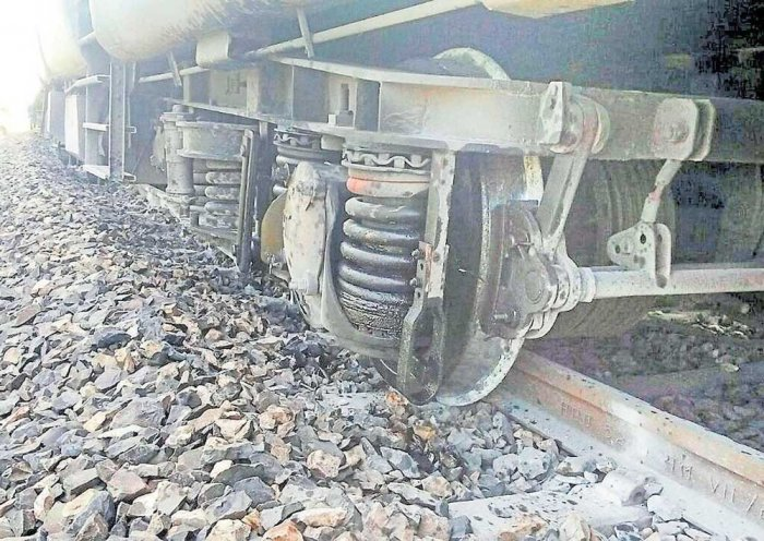 Ooty toy train engine boiler bursts, two loco pilots injured
