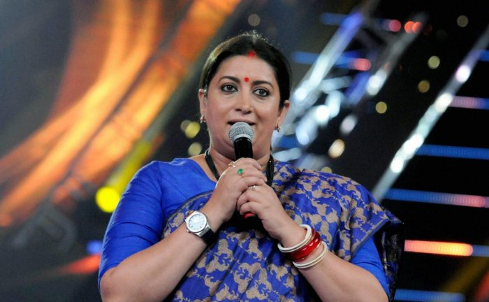 PR stunts are tried to keep film projects in news, says Irani