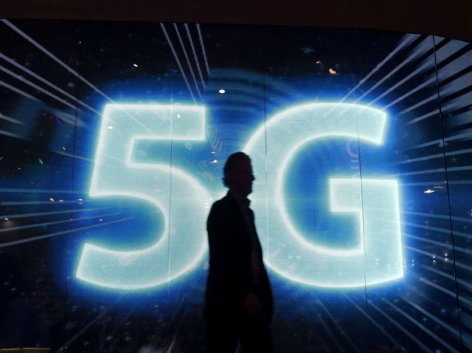 5G test bed in six months