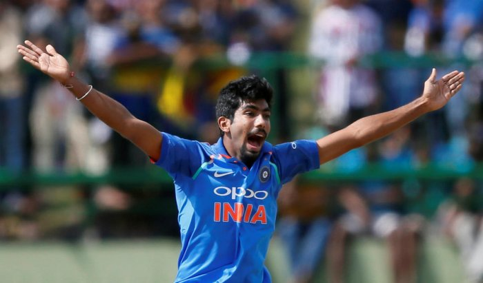 'Delighted with Bumrah's Test call'