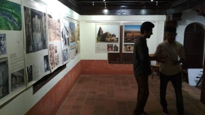 Expo on splendours of Indian architecture