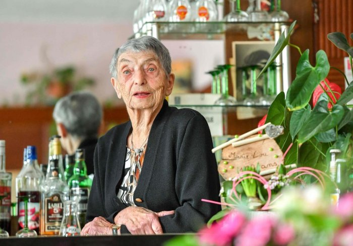 French bar doyenne refuses to retire at 100