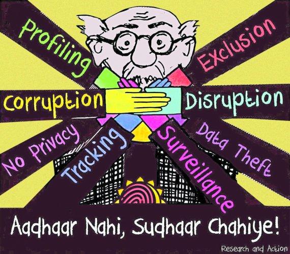 Should Aadhaar be mandatory?