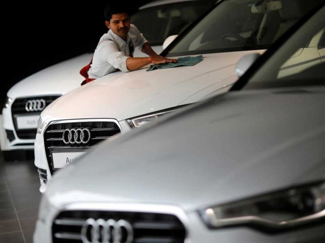 Whopping discounts on luxury cars as year draws to a close