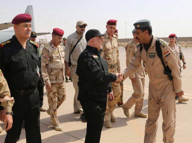 Iraq declares 'end of war' against Islamic State