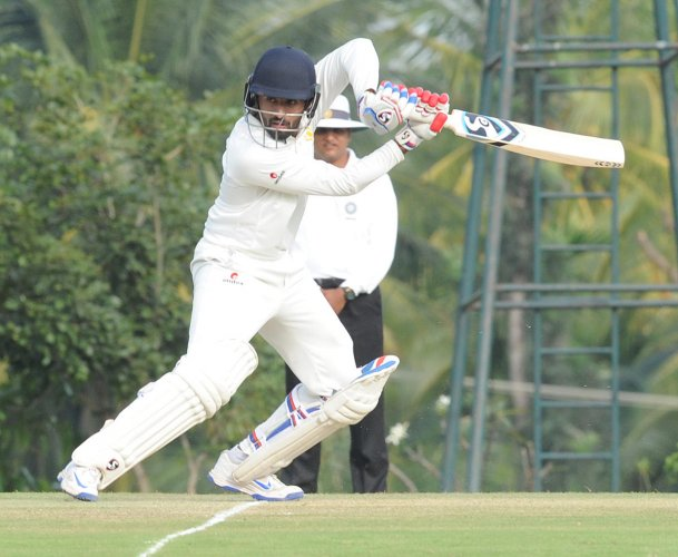 Ranji Trophy : Change in mindset helps Shreyas