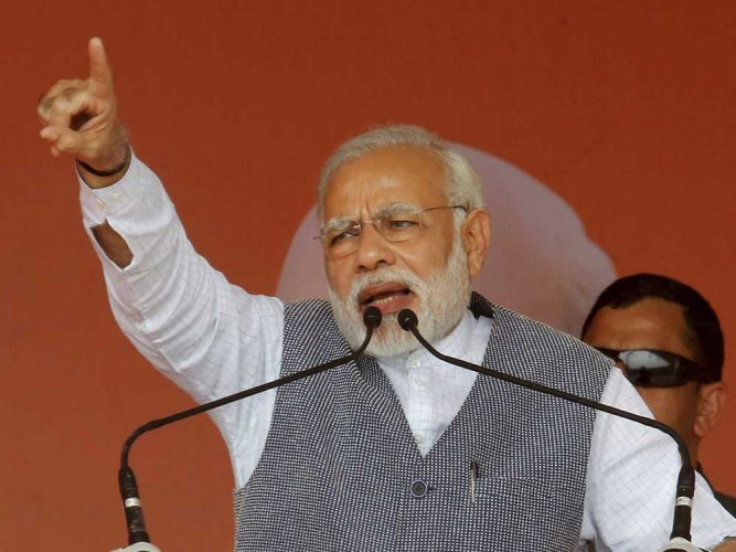 Discontent in Modi's hometown; Mehsana gives BJP the jitters