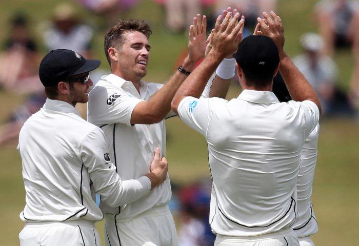 New Zealand bowlers enjoy 'fun' day